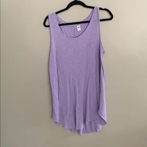 Stretchy tunic top